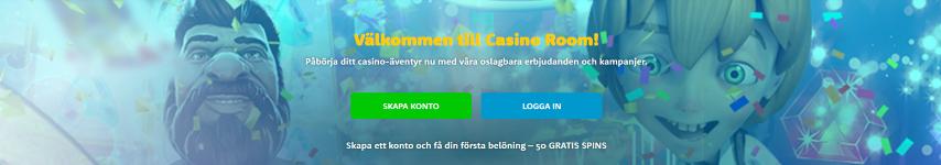 CasinoRoom bonuskod få upp till 21 000 kr i casino bonus