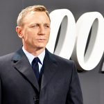 Daniel Craig James Bond Spectre