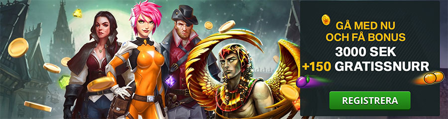 PlayAmo casino bonuskod kampanj